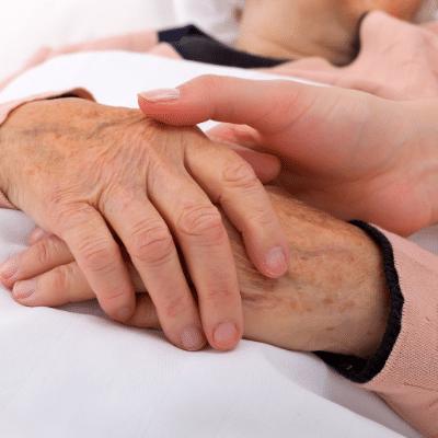 At home palliative care