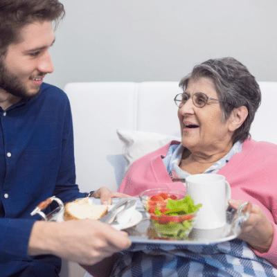 Palliative care at home service