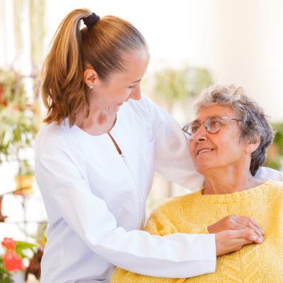 Dementia home carer