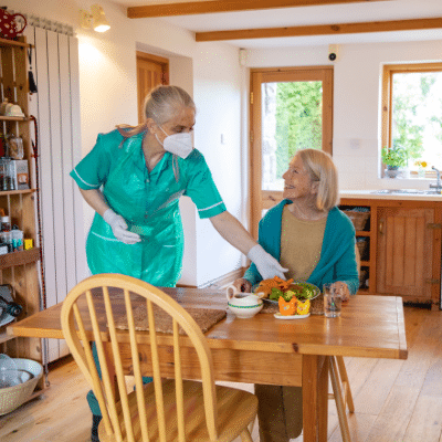 Home care for dementia sufferers