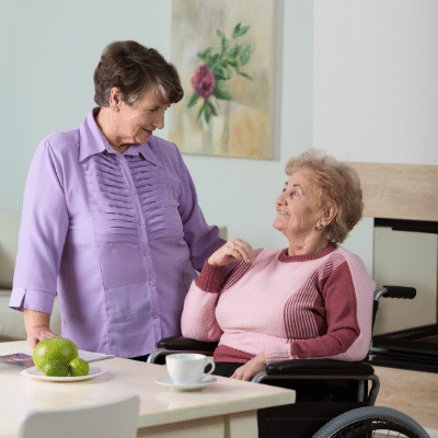 Home care for disabled