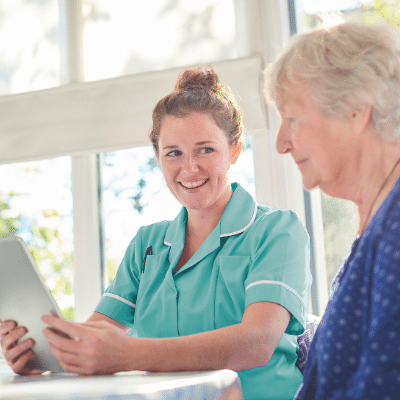 Learning disability home care