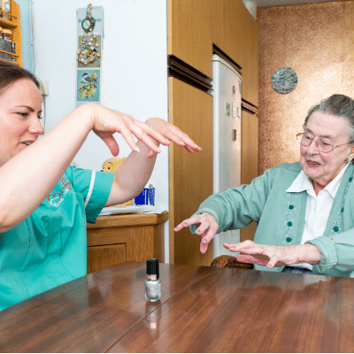 Parkinson's care at home service