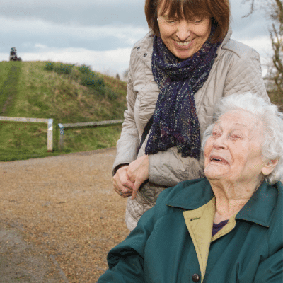 Physical disability home care