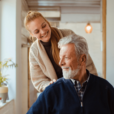 Becoming a live in carer