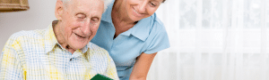 Choosing home care over a care home